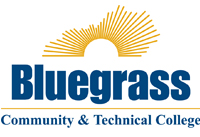 Description: Bluegrass Logo Center - Color